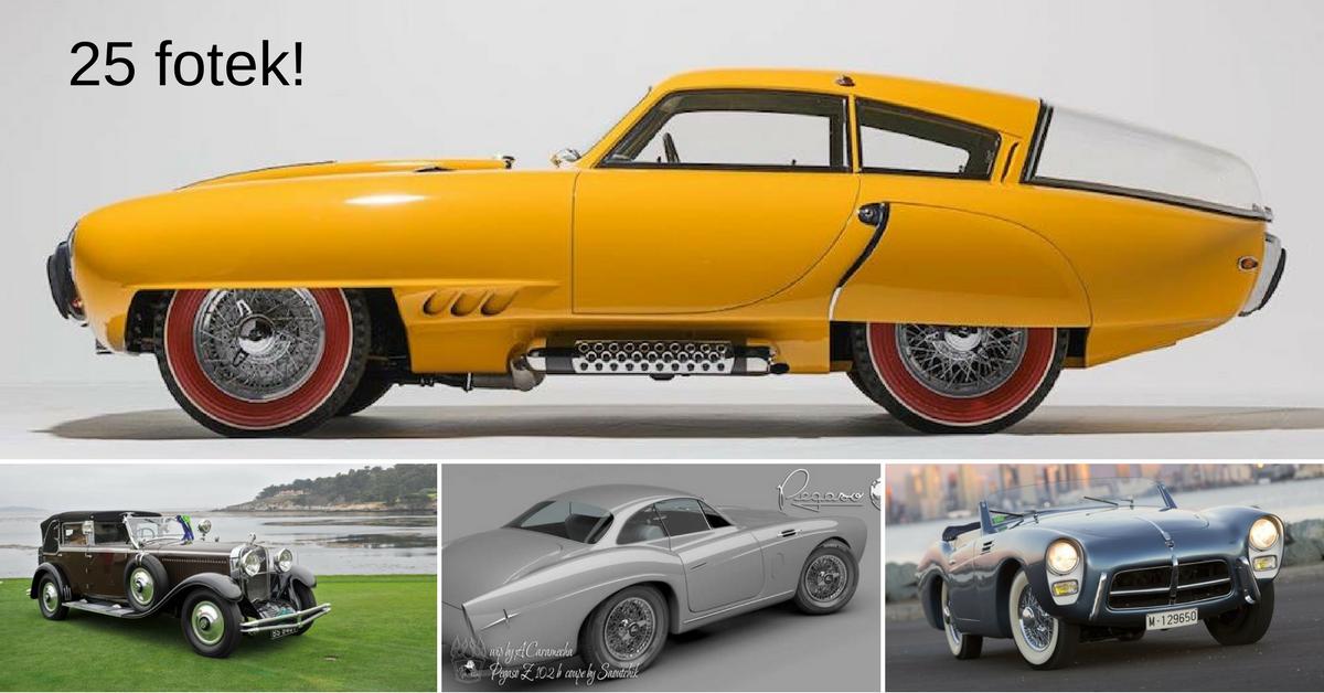 Španělské Pegaso - zapomenuté sportovní vozy z 50. let