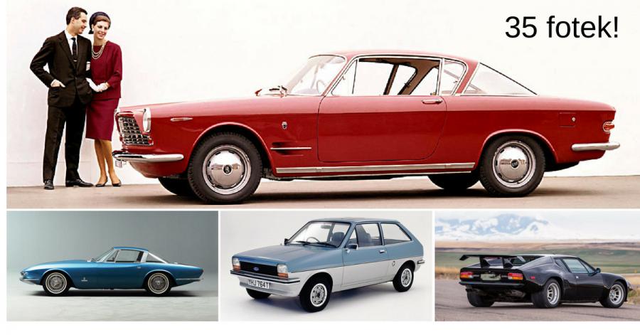 Tom Tjaarda - americký Ital, který navrhl Ford Fiestu a další slavná auta