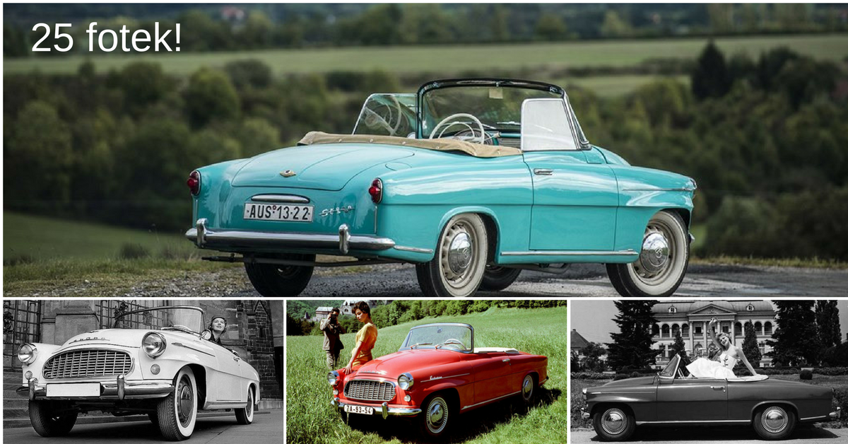 Škoda Felicia - český kabriolet, který uspěl v Americe