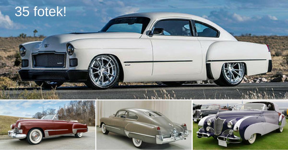 Cadillac 1948 zahájil éru okřídlených aut