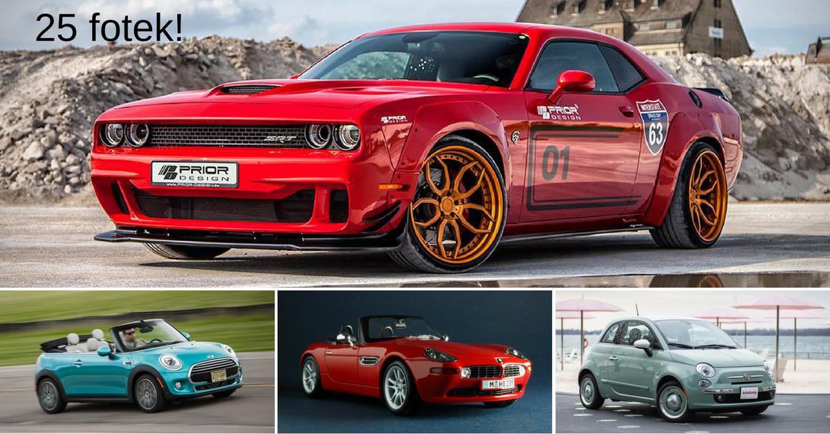 5 TOP nejoblíbenějších retro aut