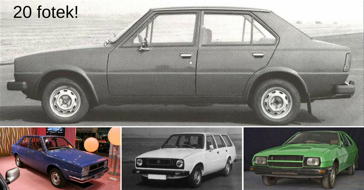 Škoda 760: Neúspěšný pokus o vůz s motorem vpředu