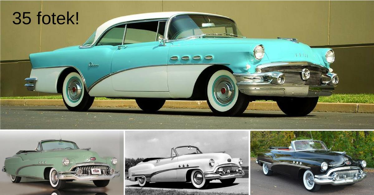 Buick Super (1949-1958) - klasika mezi klasikami