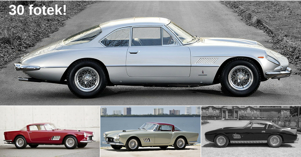 Ferrari Superamerica - když krása střídá krásu