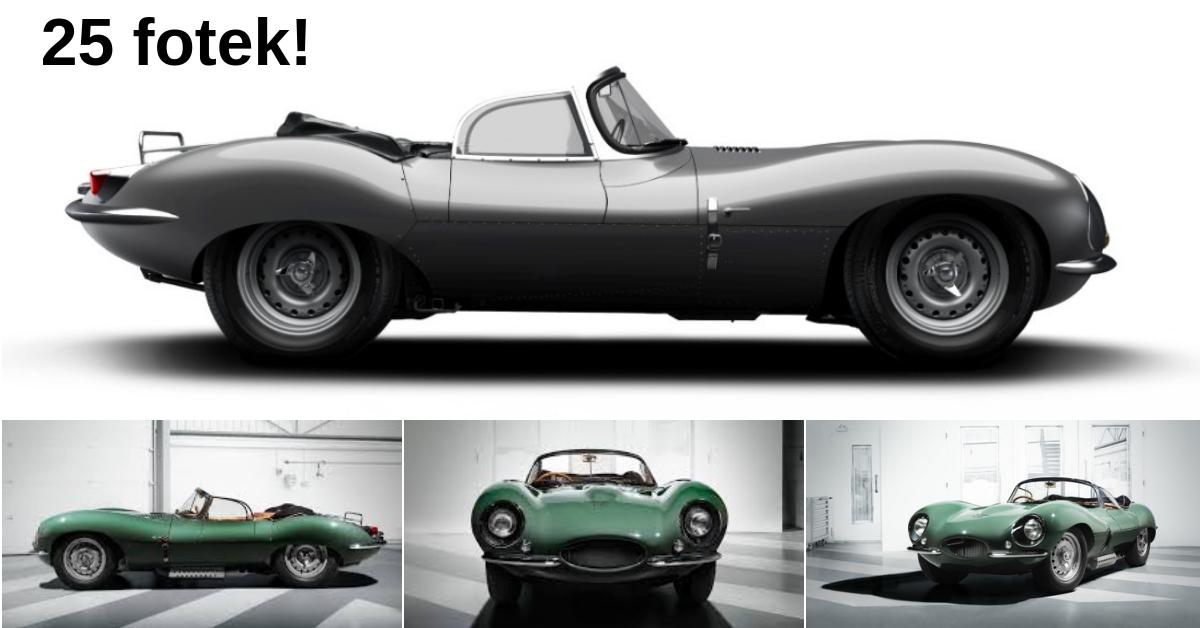 Jaguar XKSS - auto z roku 1957 je staré dva roky