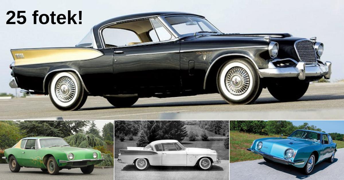 Studebaker - od povozů až po luxusní vozy