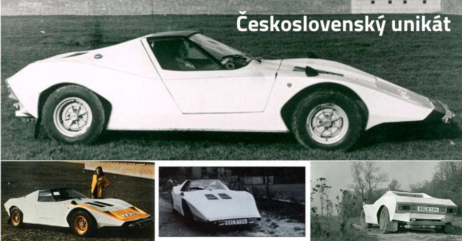 Esox - zapomenutý československý sporťák