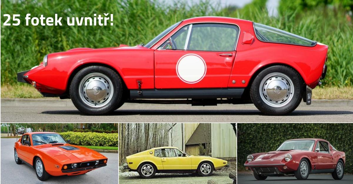 Saab Sonett - historie jedné automobilové legendy