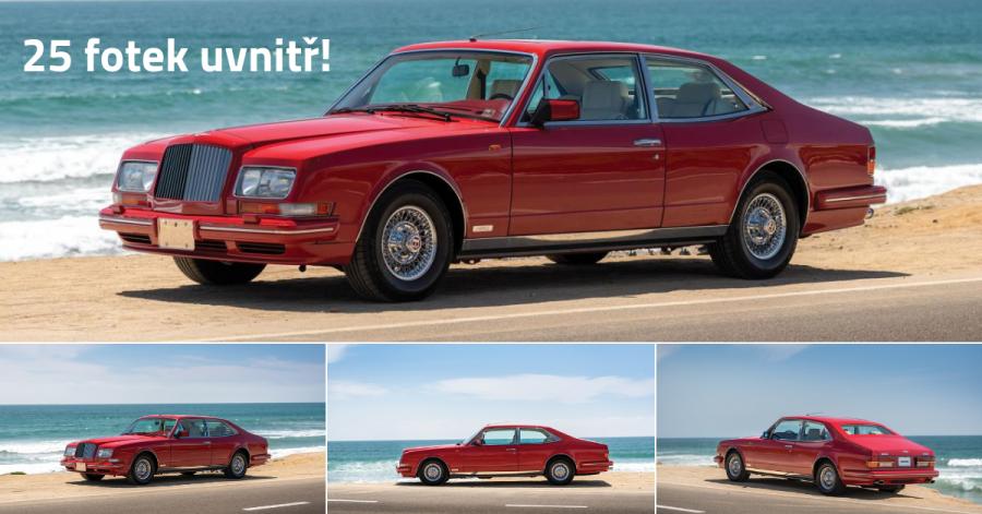 Bentley Empress II Coupe - elegantní kupé na přání
