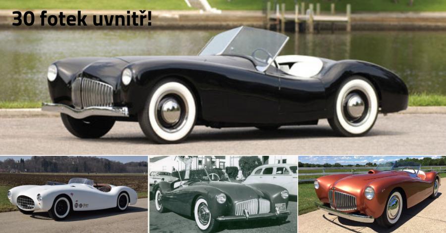 Glasspar G2 - průkopník amerických sportovních aut