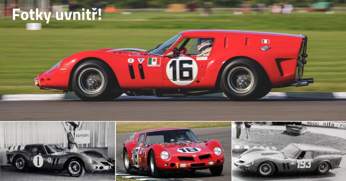 Ferrari 250 GT SWB Breadvan: Extrémně vylepšený originál