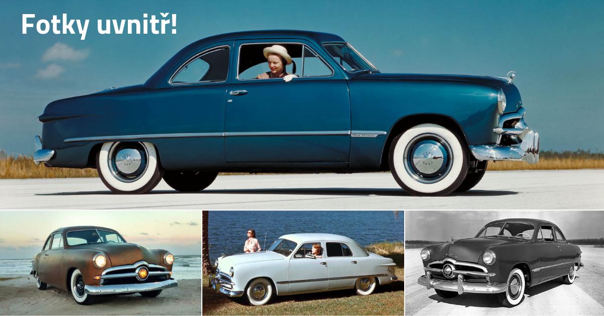 Po válce to byl Ford, kdo jako první přišel s revoluční konstrukcí