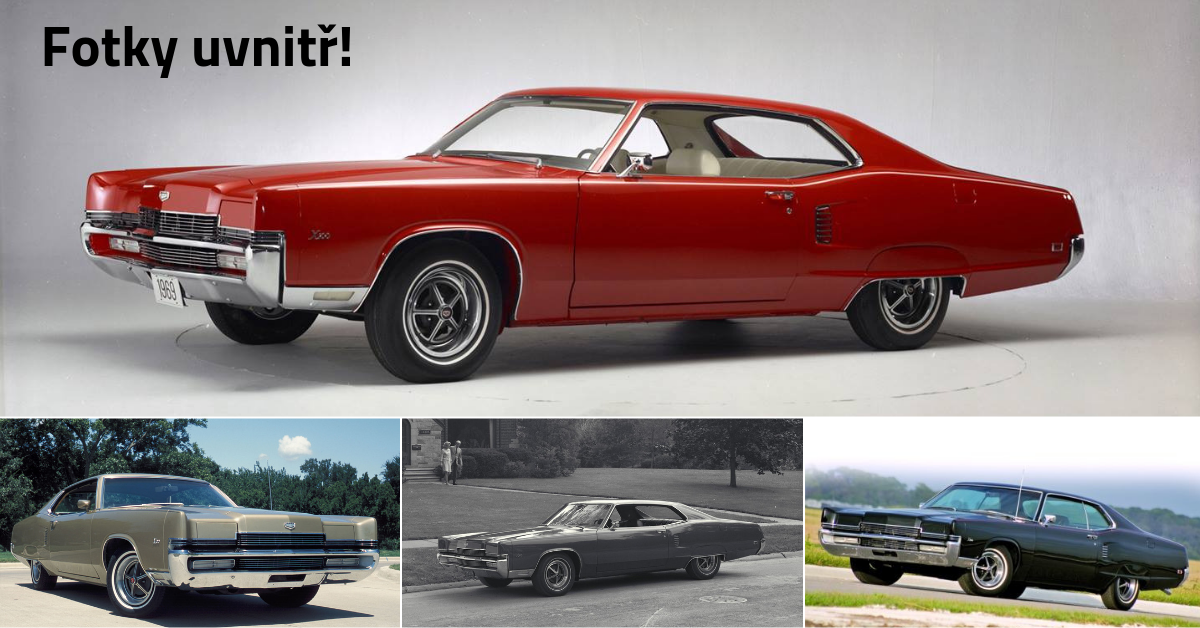 Mercury Marauder: Jediný pravý americký muscle car