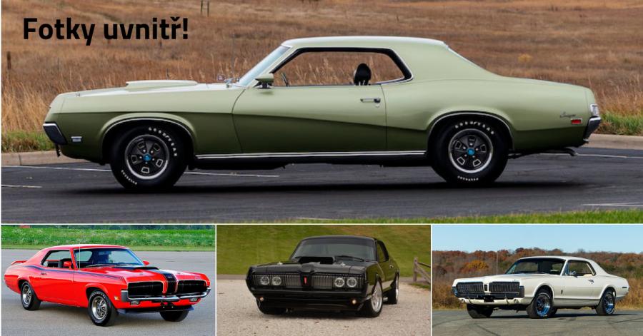 Mercury Cougar: Na cestě mezi Fordem a Lincolnem