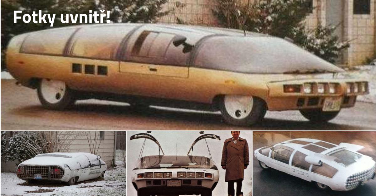 Ben-dera: Když se vám soudobá nabídka aut nelíbí, postavte si vlastní