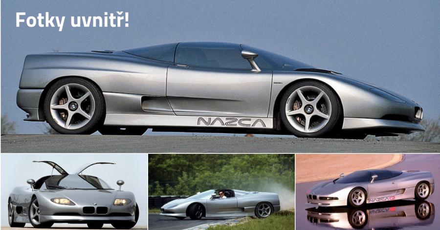BMW Nazca M12: Ukázka technologického pokroku