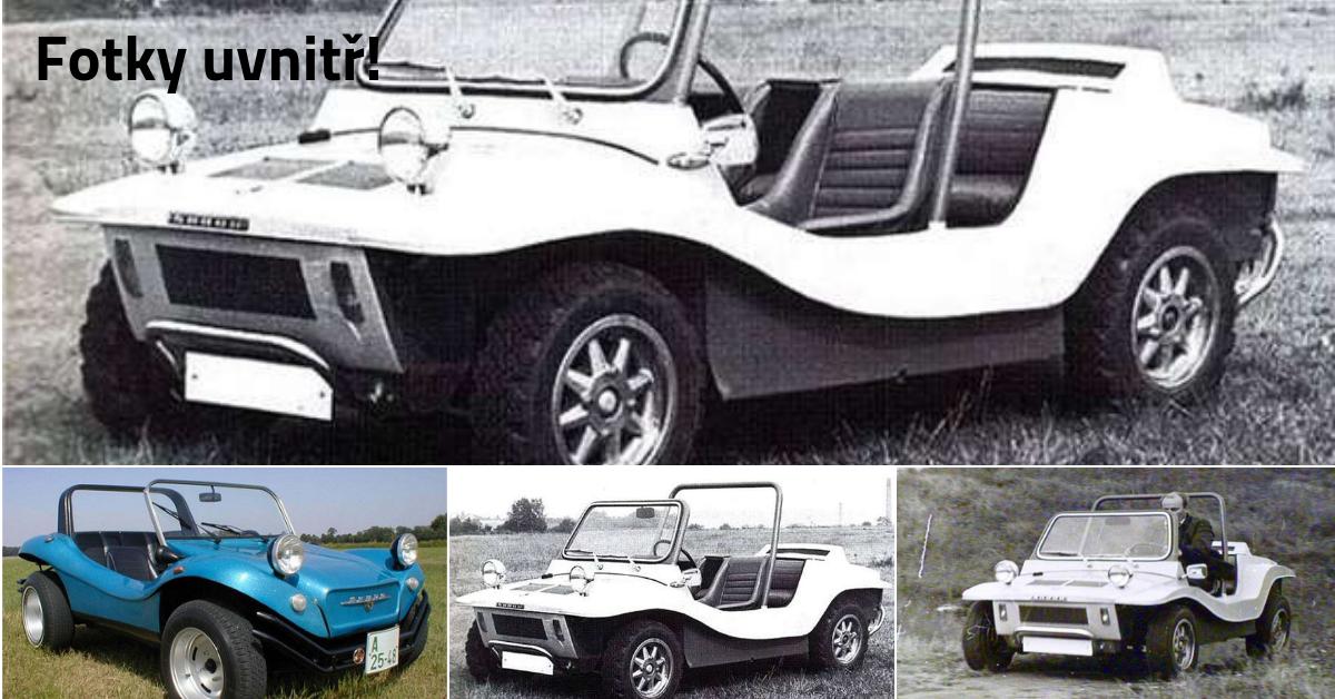 Škoda Buggy: Roztomilá Bugina se sériové výroby nedočkala