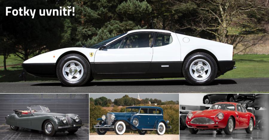 20 nejrychlejších aut od roku 1880 až do současnosti