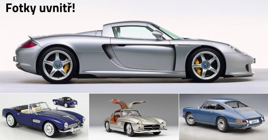15 nejkrásnějších německých aut v celé historii