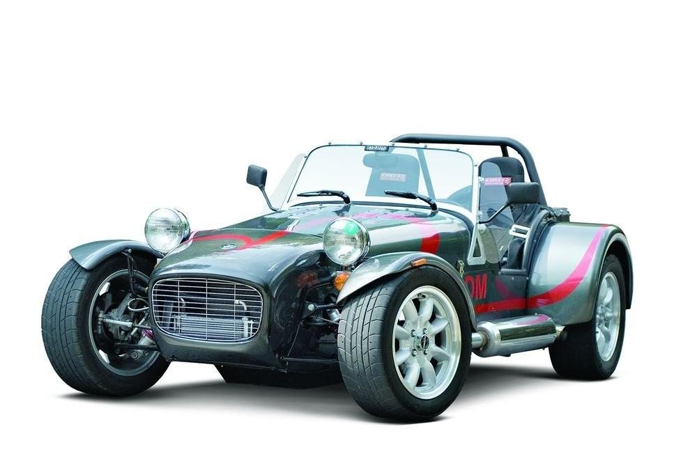 Kaipan - nejkrásnější auta od nejmenší české automobilky