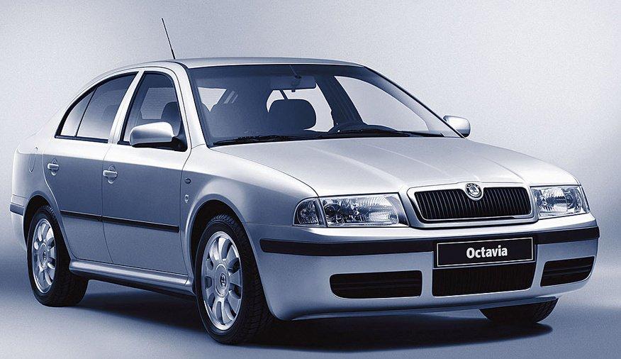 Škoda Octavia I - návod k obsluze