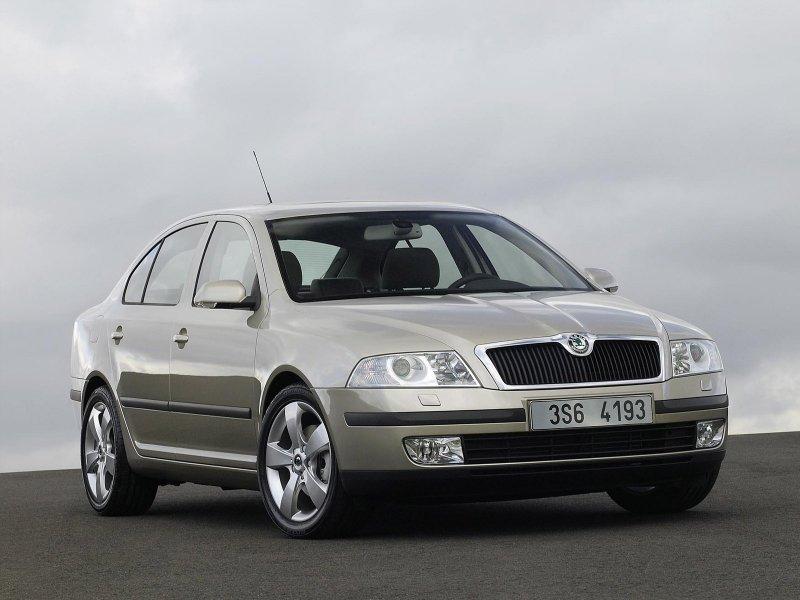 Škoda Octavia II - návod k obsluze