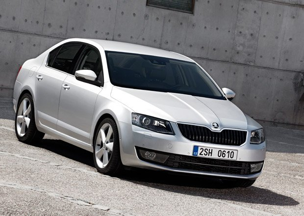 Škoda Octavia III - návod k obsluze