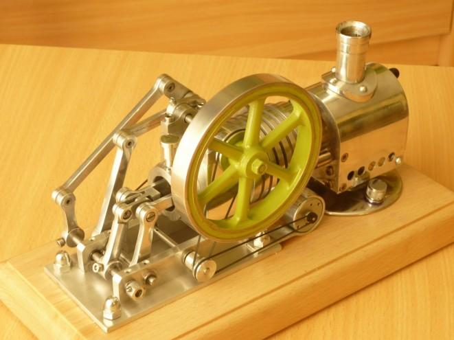 Stirlingův motor - návod na výrobu