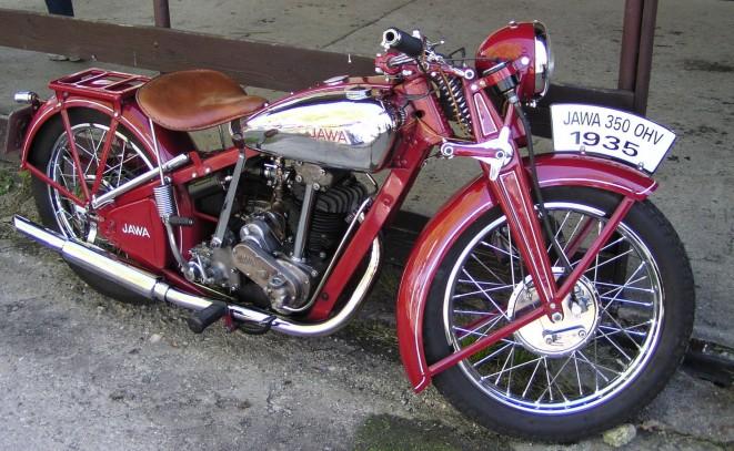 Seřízení karburátoru Jawa 350