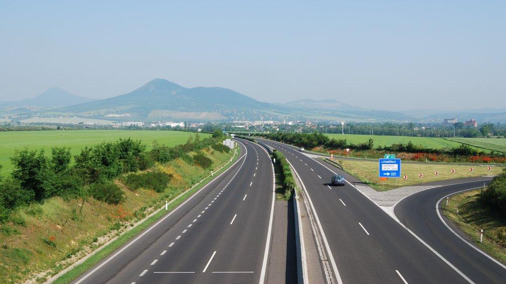 Neplacené úseky dálnic