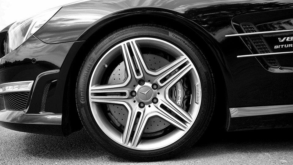 Značení a rozteče kol podle značek automobilů
