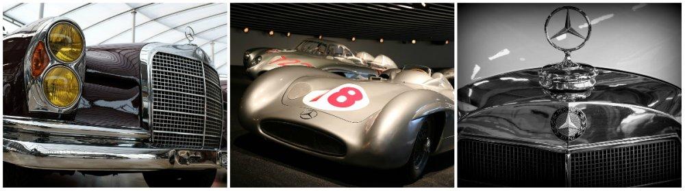 Mercedes-Benz Museum - mekka automobilových fanoušků