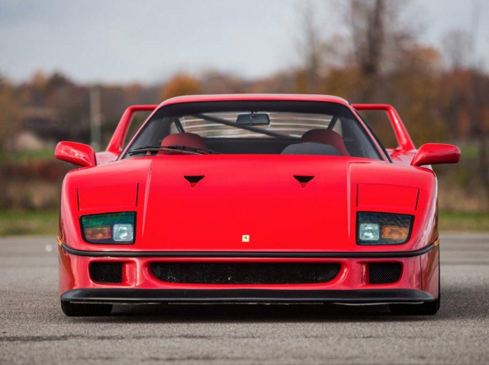 Supersport Ferrari F40 letos oslavil 30. narozeniny