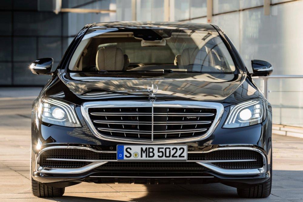 Nový Mercedes-Maybach třídy S - extra třída mezi luxusními automobily
