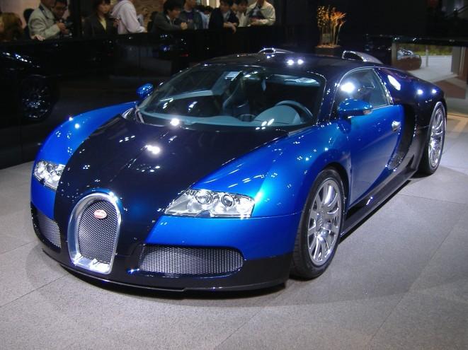 Bugatti Chiron - nejrychlejší automobil na světě