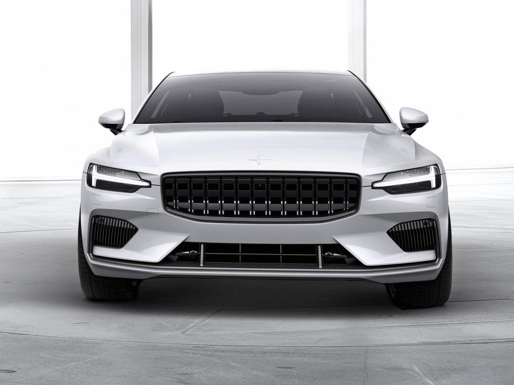 Volvo představilo nový sportovní hybrid Polestar 1