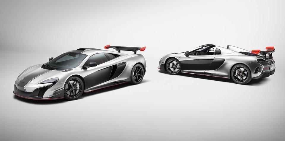 2 jedinečné speciály McLaren - vyrobeny byly na zakázku