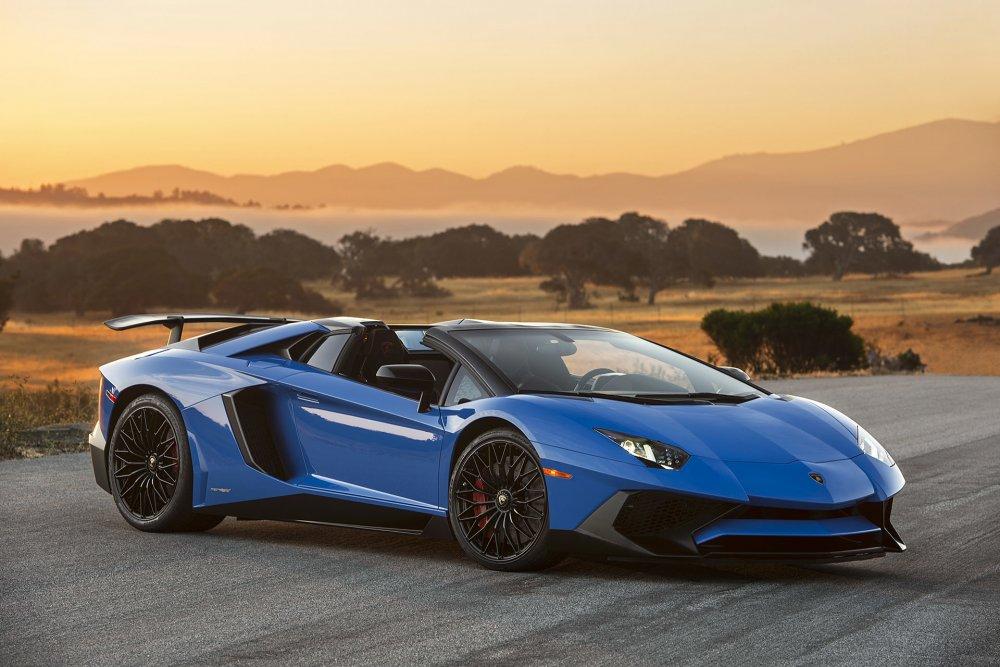 Lamborghini slaví! Překvapením 50. výročí se stal speciál Aventador S Roadster