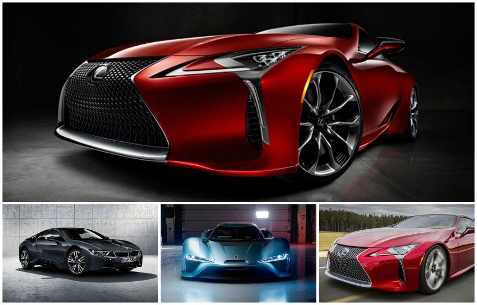 3 nejúžasnější sportovní elektromobily