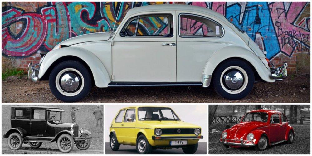 5 automobilů, které psaly historii